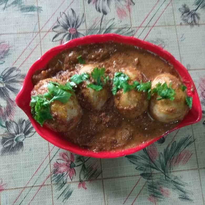 Photo of Chettinad egg curry by Chirashree Bagchi at BetterButter