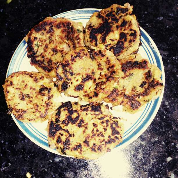 Photo of Jackfruit Kebab by chitra jalal at BetterButter