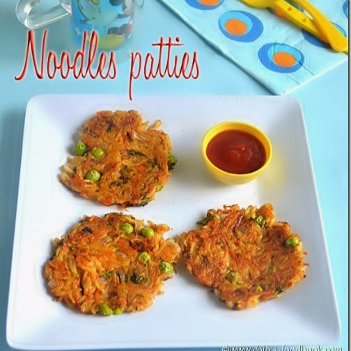 Photo of Maggi Noodles Patties by Chitra Sendhil at BetterButter