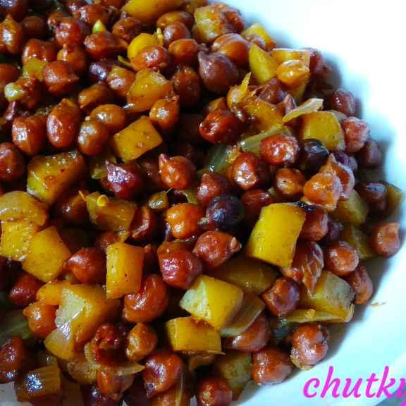 Photo of Chatpati chola by chutki saha at BetterButter