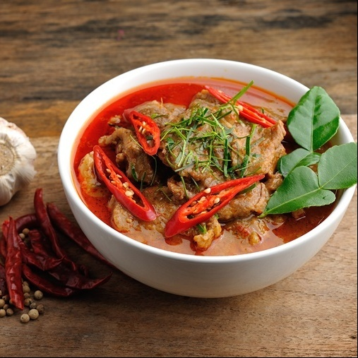 Photo of Panang Curry with Chicken~from scratch! by Bindiya Sharma at BetterButter