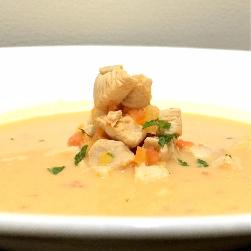 How to make चिकन सूप विथ लेमनग्रास (टॉम खा कई)