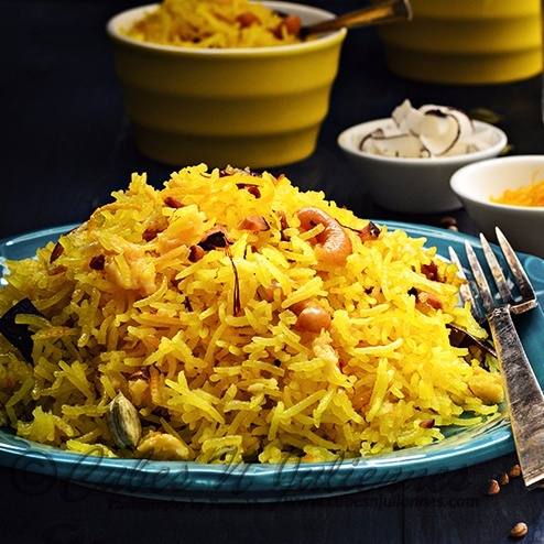 Photo of Zarda Pulao by Farrukh Shadab at BetterButter