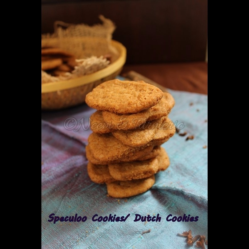 Photo of Speculoos Cookies/ Dutch Biscoff Chritmas Cookies by Sindhu Sriram at BetterButter