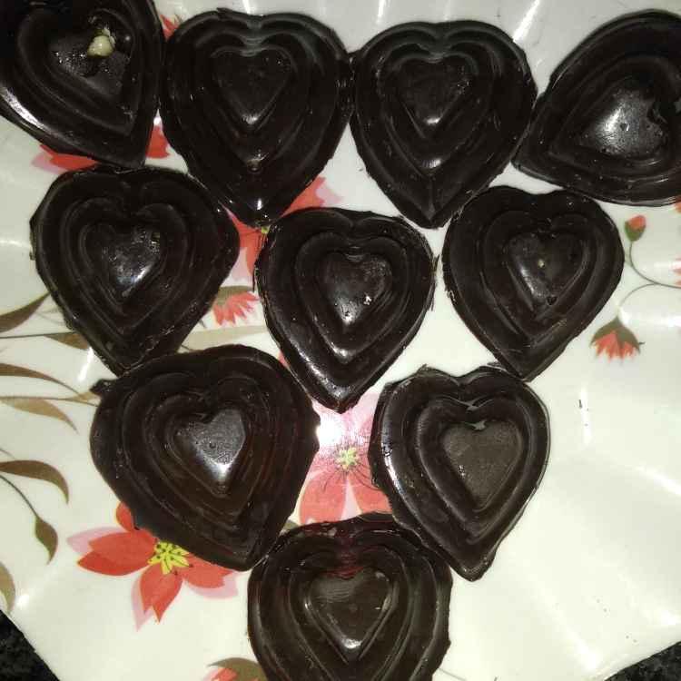 Photo of Caramel nuts choclates by Dachapalli Swapna at BetterButter