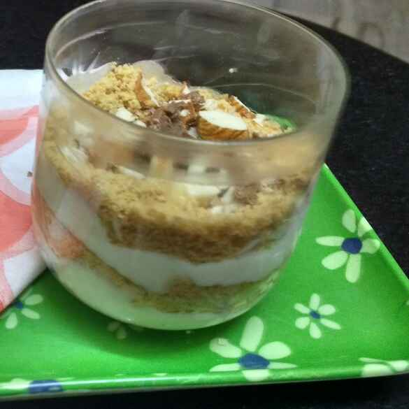 Photo of Greek Yogurt Mousse by Daisy Gahle at BetterButter