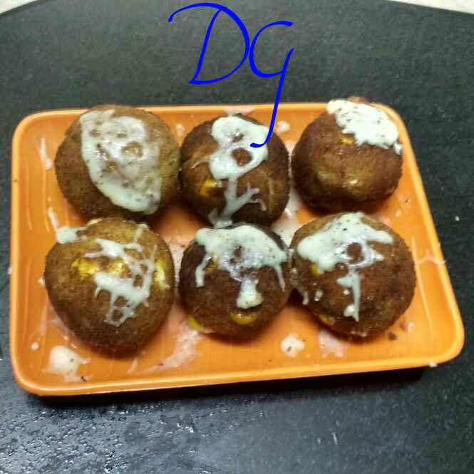 Photo of Oats-Potatoes Croquettes by Daisy Gahle at BetterButter