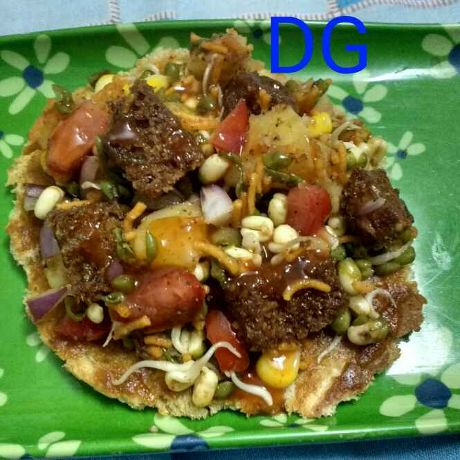 How to make Sprouts and Corn Chat