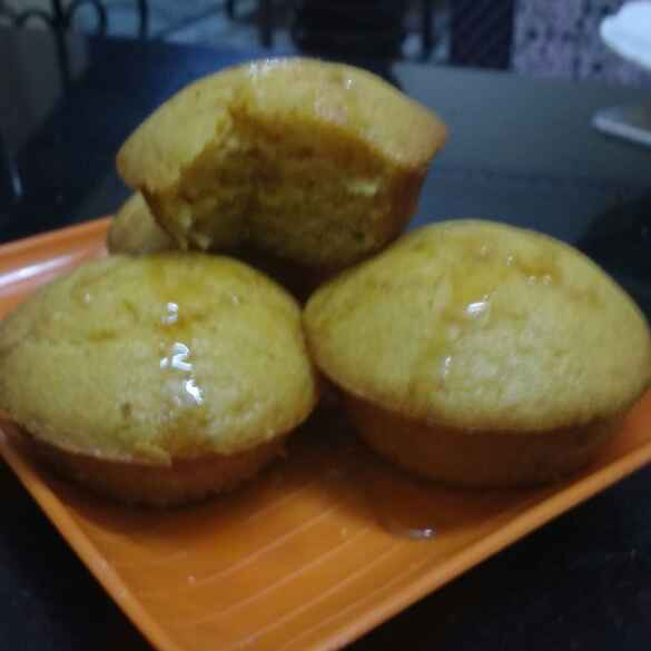 Photo of Honey Corn Bread Muffins by Daisy Gahle at BetterButter