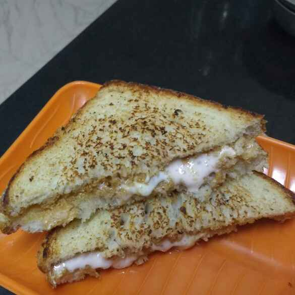 Photo of Peanut Butter Marshmallow Toast by Daisy Gahle at BetterButter