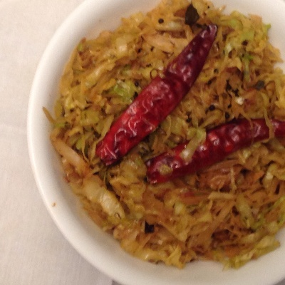 Photo of Spicy Cabbage by Daman Bedi at BetterButter