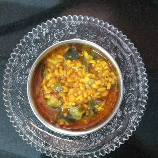 Photo of Mugdal gilkyachi bhaji by Darshana Mahajan at BetterButter