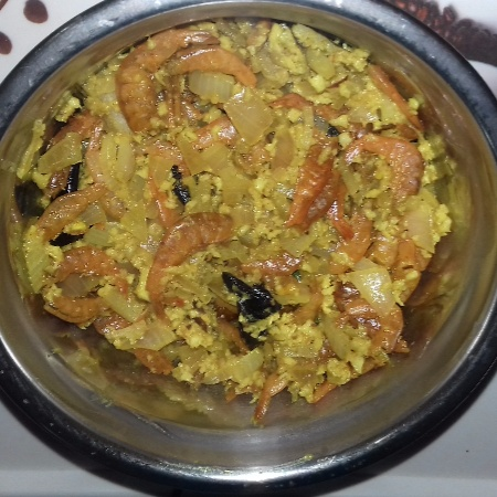 Photo of Dried Prawns Kismoor by darshani dessai at BetterButter