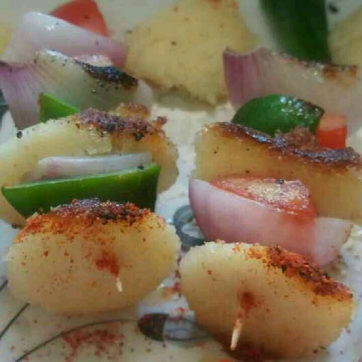 How to make IDLI TIKKA
