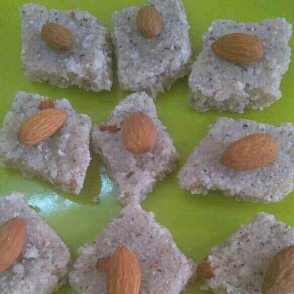 How to make Coconut chikki