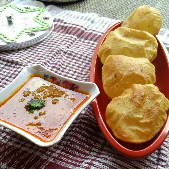 Photo of Masala puri with moong by Darshna Jain at BetterButter