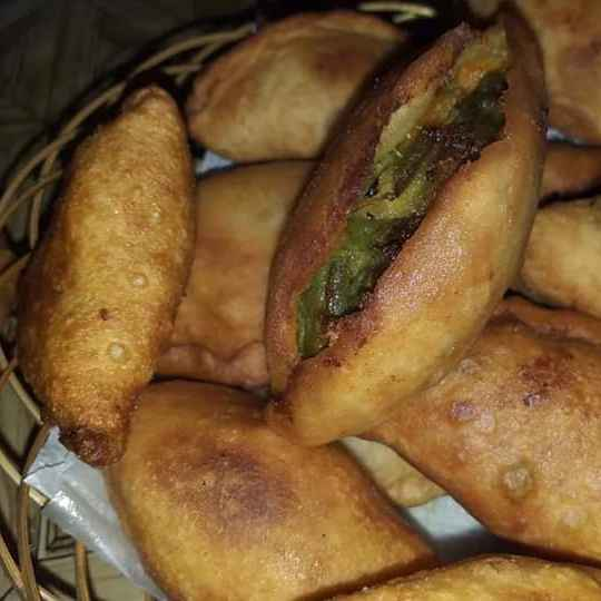 How to make ঝাল পুলি
