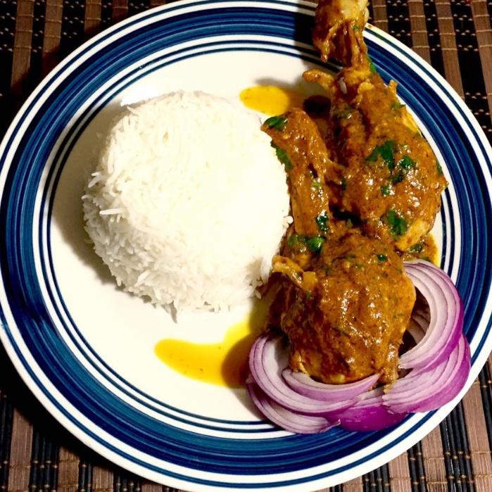 How to make Bhuna Chicken