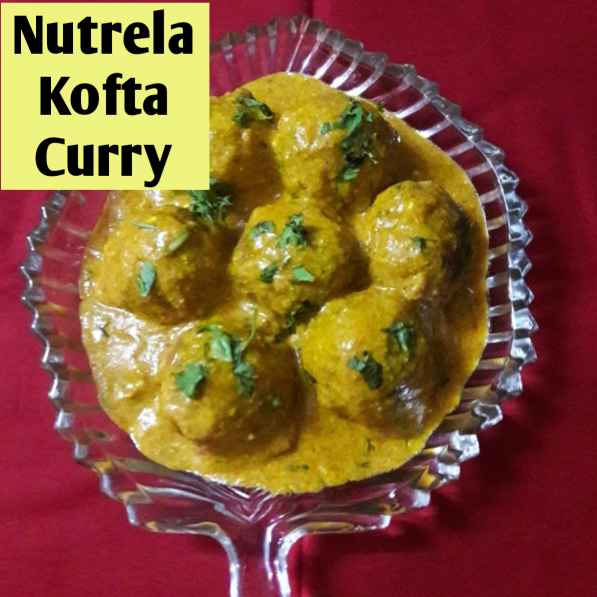 How to make Nutrela Kofta Curry