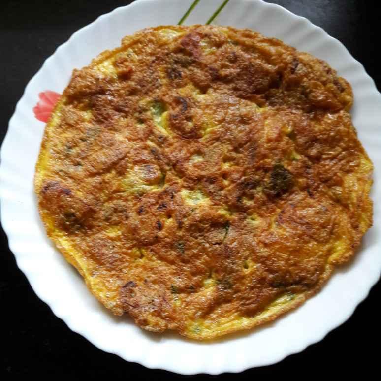Photo of Potato Omelette by Debomita Chatterjee at BetterButter