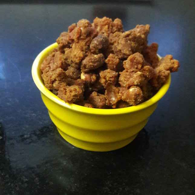 How to make Masala Peanuts