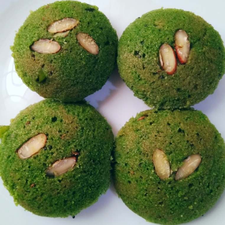 How to make Palak Idlis