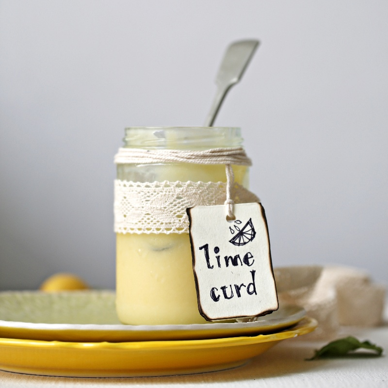 Photo of Easy Lime Curd by Deeba Rajpal at BetterButter