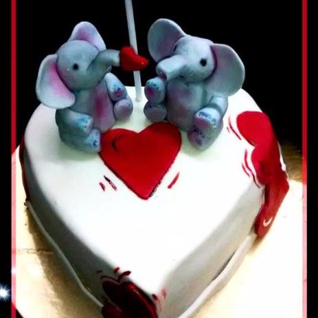How to make Love Cake