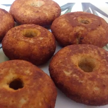Photo of Cheesy, Spicy Potato Donuts by Deeksha Pathak at BetterButter