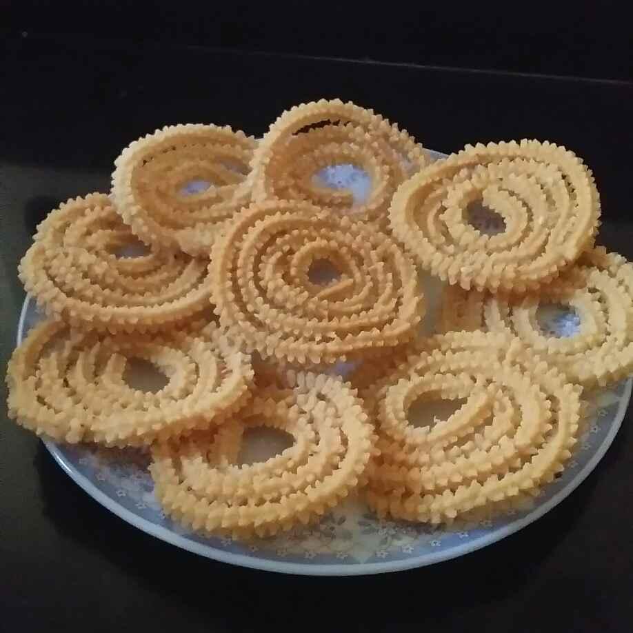 Photo of Butter Chakali by Deepa Gad at BetterButter