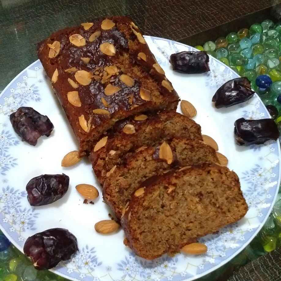 How to make dates cake