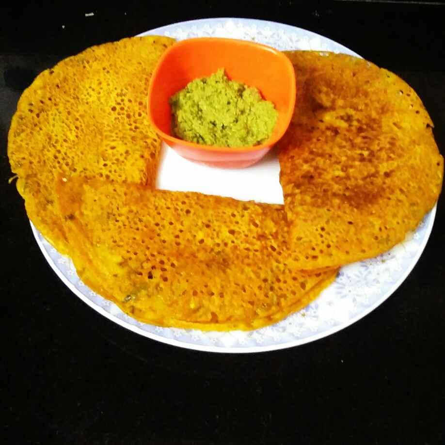 Photo of Jwari flour dosa by Deepa Gad at BetterButter