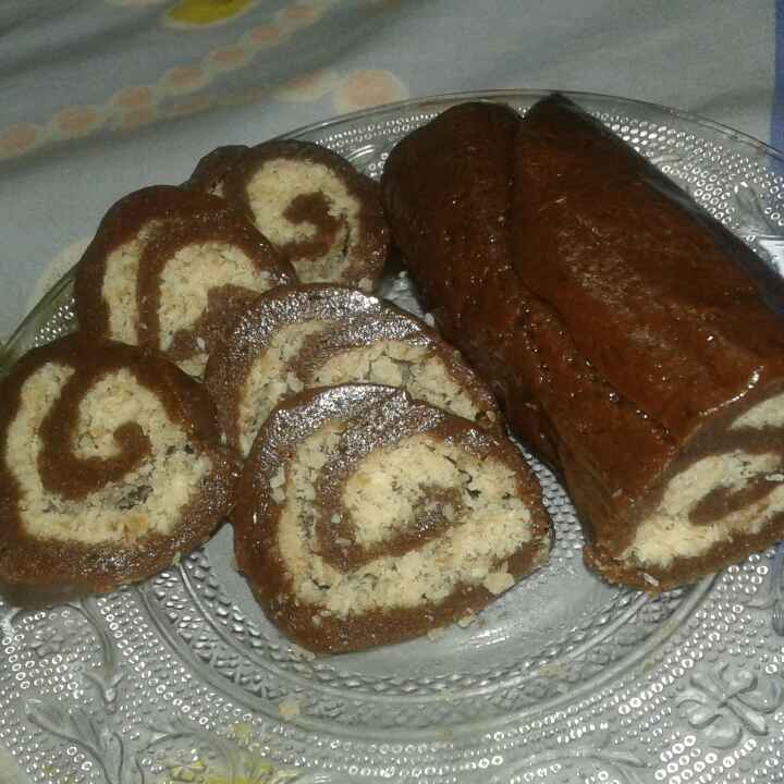 How to make No Bake Swiss roll