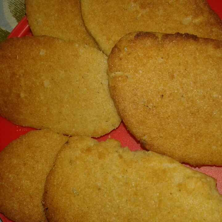 How to make Easy Atta Cookies