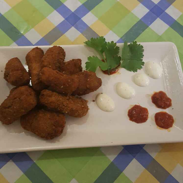 How to make Herbed fish fingers