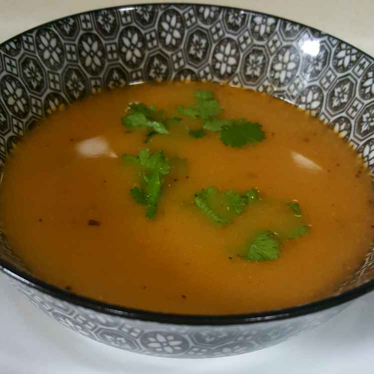 Photo of Tomato and lauki soup by Deepa Ningoo at BetterButter