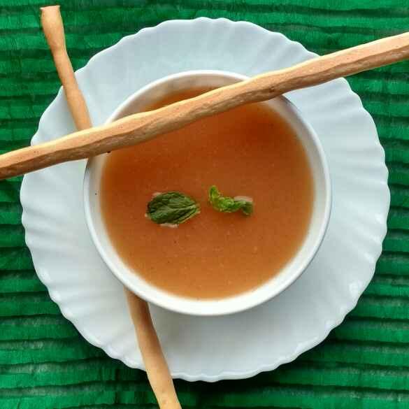 Photo of PUMPKIN SOUP by Deepa Rupani at BetterButter