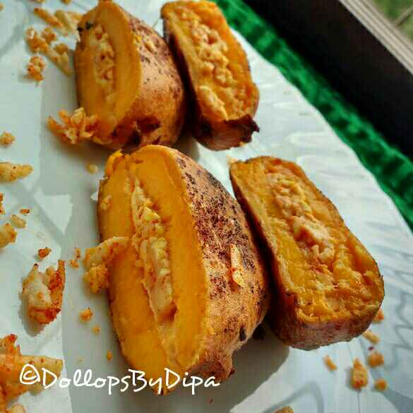 Photo of STUFFED MANGO PAKODA by Deepa Rupani at BetterButter