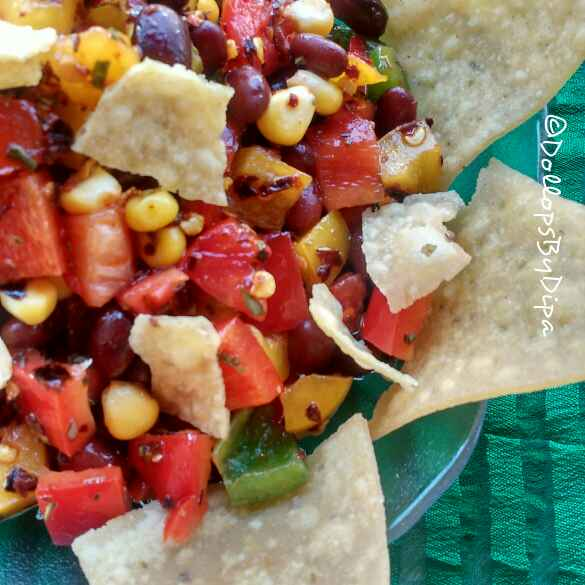 Photo of MEXICAN SALAD by Deepa Rupani at BetterButter