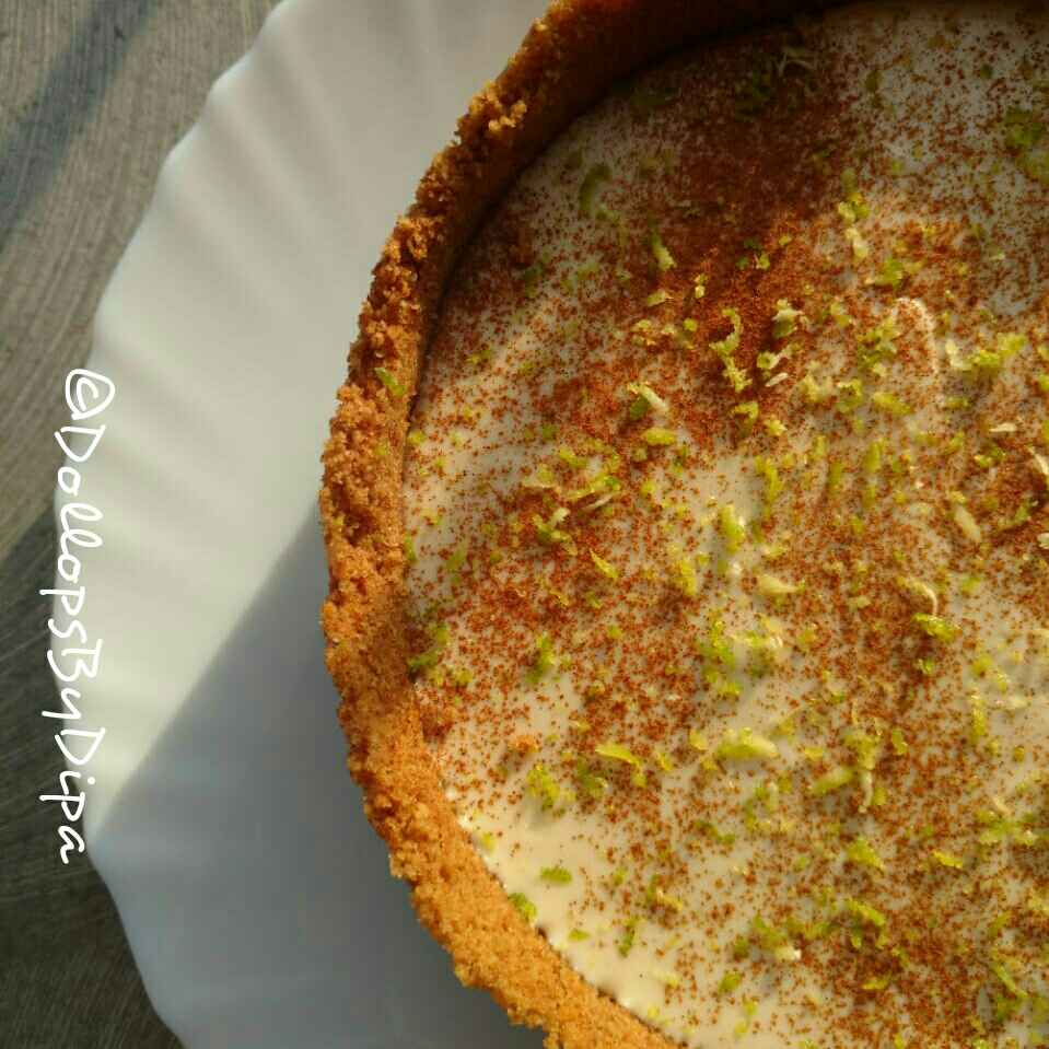 How to make LEMON CINNAMON CHEESE CAKE