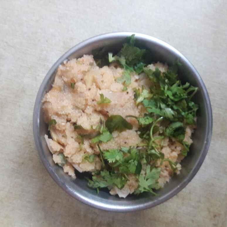 Photo of Tomatto Rava Bath by Deepa Srivatsan at BetterButter