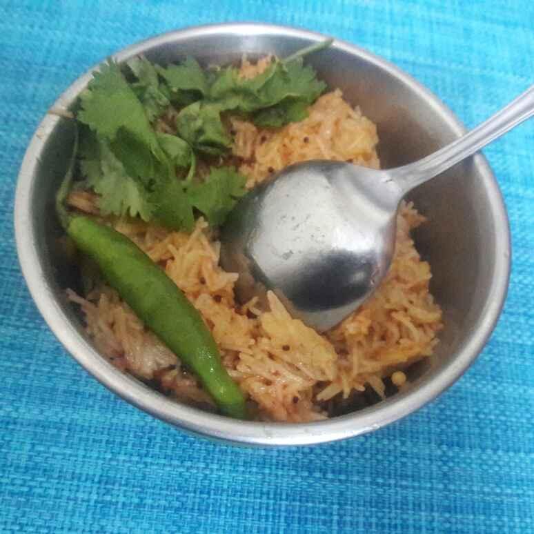 Photo of Tomato vermicelli baath by Deepa Srivatsan at BetterButter