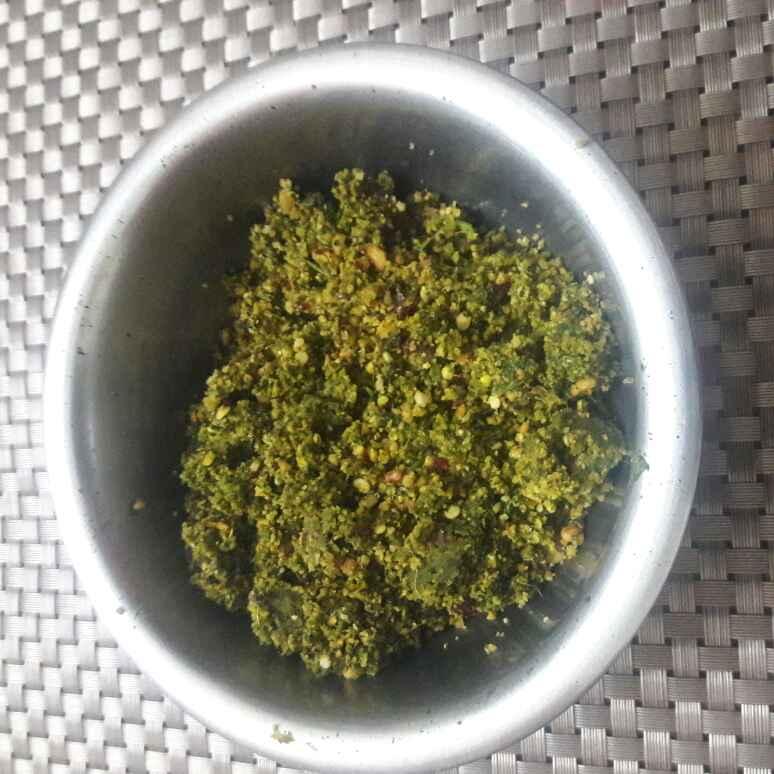Photo of Coriander leaves powder by Deepa Srivatsan at BetterButter