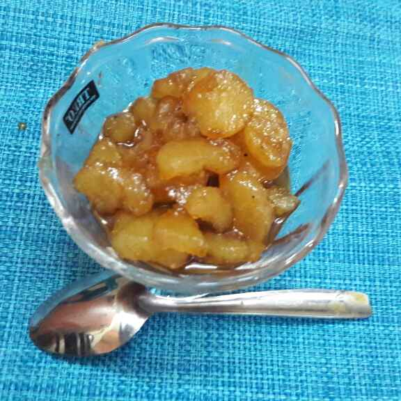 Photo of Swert potato jagery candy by Deepa Srivatsan at BetterButter