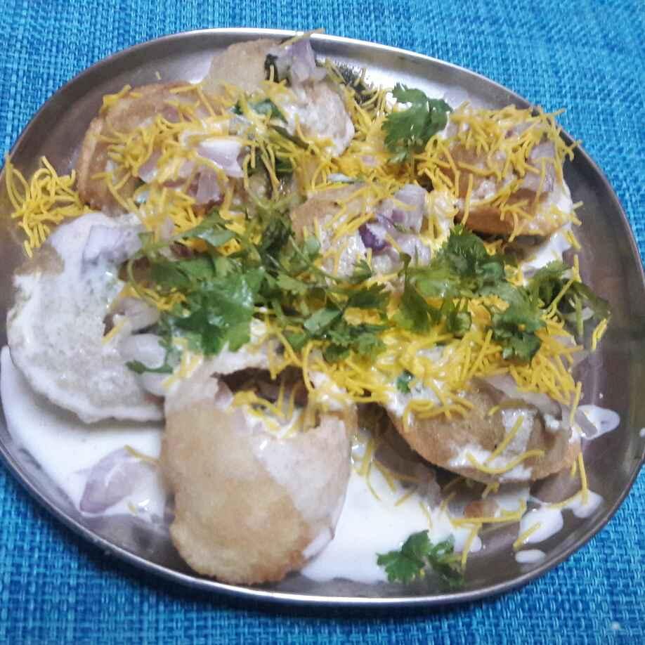 Photo of Dahi Poori by Deepa Srivatsan at BetterButter