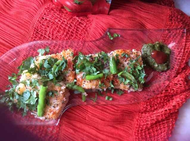 How to make Instant spongy dhokla