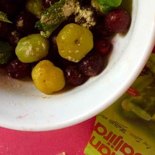 Photo of Indian berries salad by Deepa Totlani at BetterButter