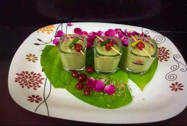 How to make Paan Shots