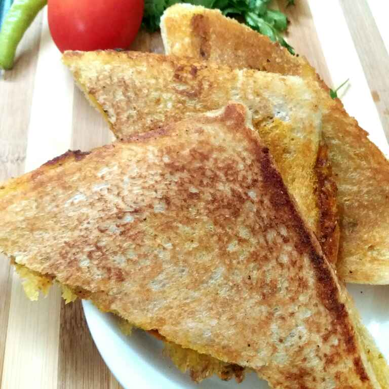 Photo of Tawa Sandwiches by Deepa Totlani at BetterButter