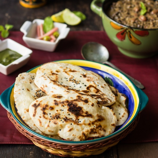 Photo of Butter Naan by Deepali Jain at BetterButter